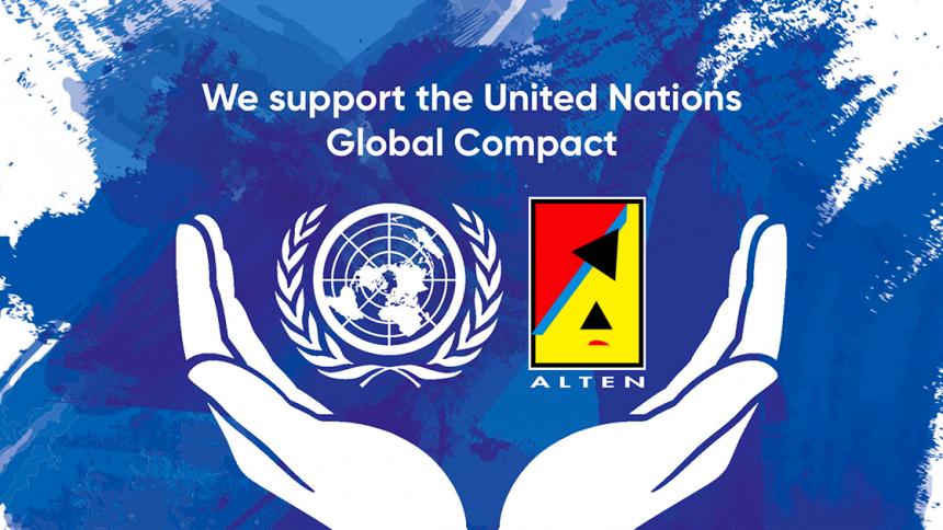 ALTEN i Organizacja Narodów Zjednoczonych