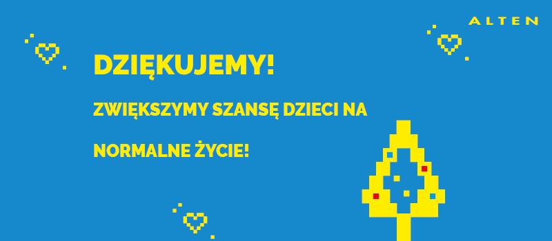 Akcja charytatywna ALTEN Polska