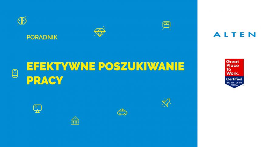 Efektywne poszukiwanie pracy z ALTEN Polska